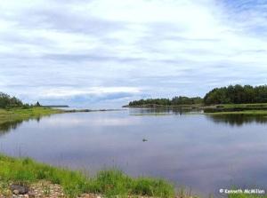 Benjamin River